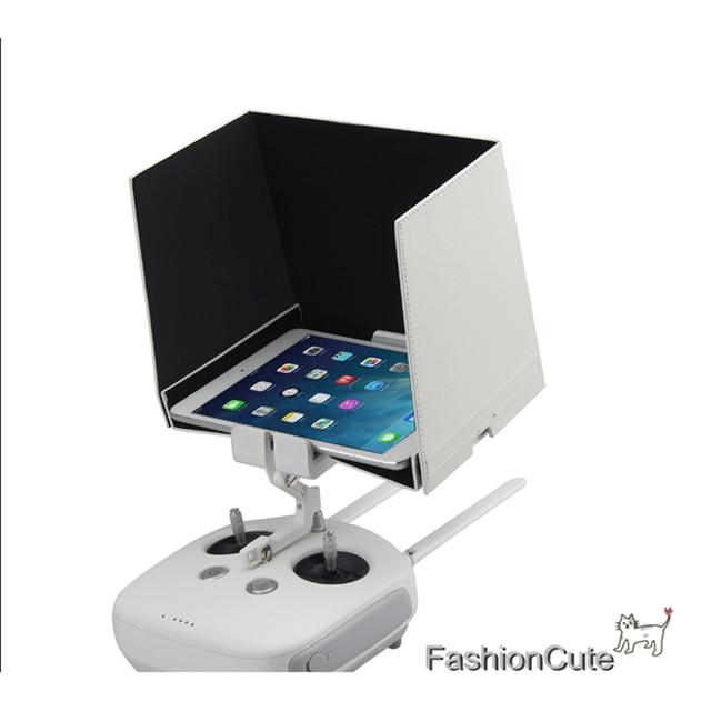 "7.9 Inch Mini Tablet Foldable Sunshade 7.9"" Tablet Sun Hood 8"" Tablet Visor for DJI Phantom 2 3 4 Inspire 1 Remote Controller"