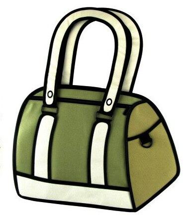 New Taiwan Cartoon Packbags Tank Bag D Bags Of Handbags For - Cartoon handbags