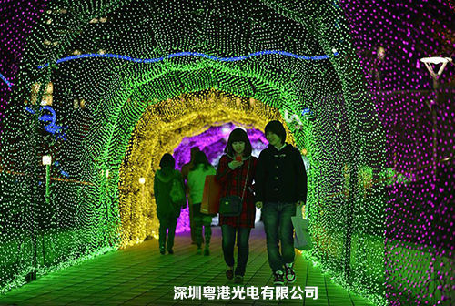 aliexpresscom buy 64 m pink purple led net lighting large size christmas lights outdoor decorative lamp lights lawn nets 680led 220v x 10pcs from - Outdoor Decorative Lights