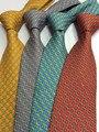 Frete grátis, presente de aniversário para Homens, Moda H casa de negócios de qualidade ocasional gravata masculina gravata de seda gravata de seda