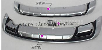 Pour KIA SPORTAGE pare-chocs protecteur/pare-chocs garde/plaque de protection/taureau bar, avant + arrière, livraison gratuite, peut s'adapter pour 2010-2014