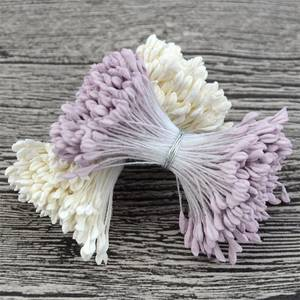 350pcs 5mm Mini Stamen Matte Handmade Artificial Flowers For Wedding Party Home Decoration DIY Scrapbook Cake Craft Accessories
