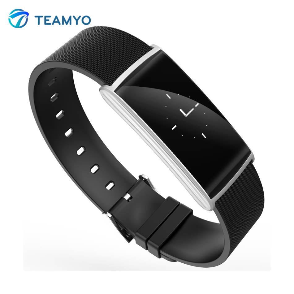 Teamyo N108 Blood Pressure Watch Heart Rate Monitor Cardiaco Smart Band Fitness Tracker Pulsometer Smat Bracelet