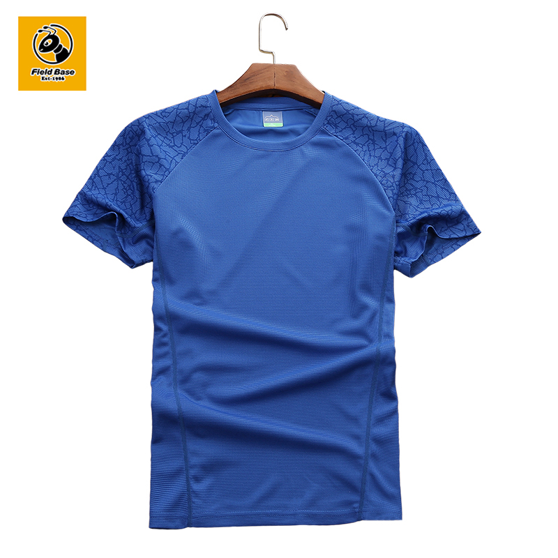 Field Base Brand Shirt Men Polo Short Sleeve Men Polo