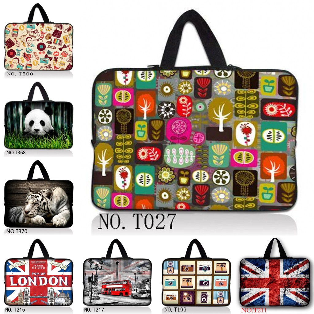 17 17.3 17.4inch Laptop Carry Bag Sleeve Case + Hide Handle For Gateway HP Compaq ASUS DELL Samsung Thinkpad Acer
