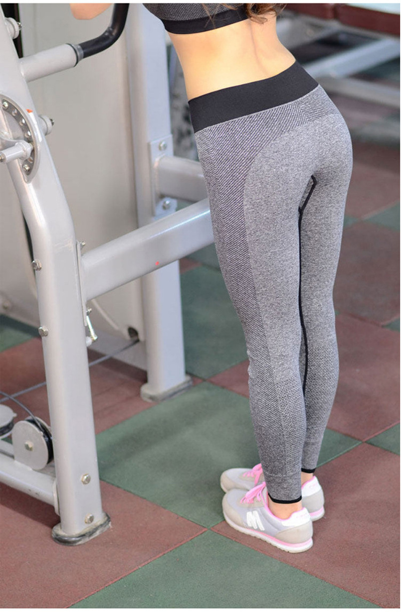 Women Sexy Breathable   Leggings   Capris High Compression Slimming Pants   Leggings   for Fitness Work Out Legins Push Up   Leggings