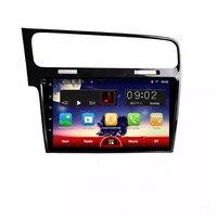 ChoGath 10.2'' Quad Core RAM 1GB Android 6.1 Car Radio GPS Navigation Player for Volkswagen VW Golf 7 MK7 VII 2013 2014 2015