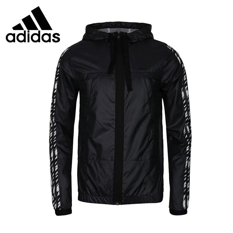Original New Arrival 2018 Adidas NEO Label FAV TAF WB Men's jacket Hooded Sportswear original new arrival 2018 adidas neo label fav tshirt men s t shirts short sleeve sportswear