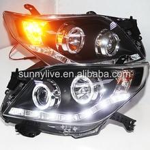 For Toyota Prado FJ150 LED headlight 2009-2013