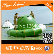 Inflatable Water Park,Hot Floating Toy Summer Toy Inflatable Water Gyro For Adult And Children