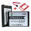 "KINGRICH 2.5 ""SATA III HD unidade de Disco rígido de Estado Sólido SSD de 32 GB SATA3 MLC Flash Para laptop Notebook computador"
