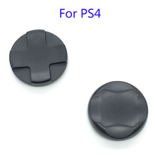 2Pair Stickable For Playstation 4 Controlle D Pad Extender Cap for PS4 Directional Button(China)