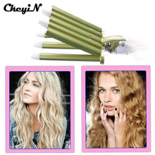 5 Barrels Nano Titanium Ceramic Hair Curler Curling Irons Roller Five Pipe Joint Big Hair Wave Waver Hairstyle Tools King hot