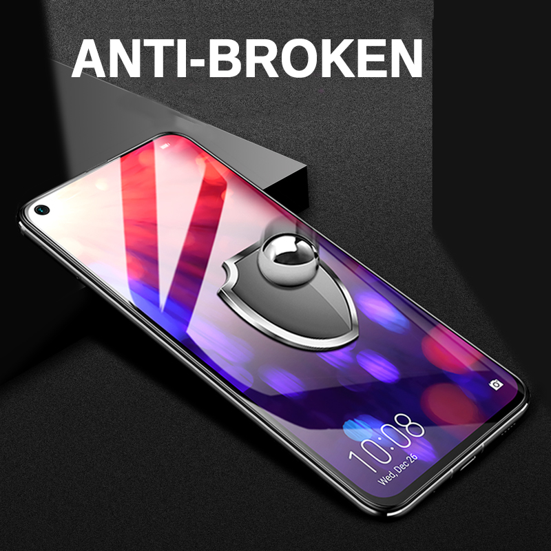 15D Full Glue Protective Glass For Huawei Honor 20 Pro Tempered Glass Screen Protector Safety Film