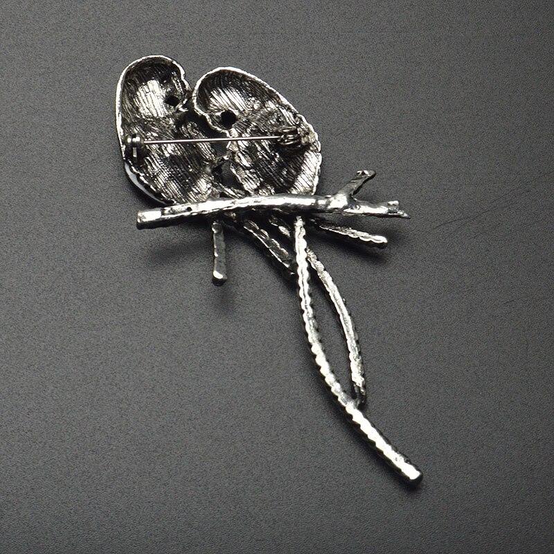 CINDY XIANG Sink ərintisi və qadınlar üçün gümüş örtüklü - Moda zərgərlik - Fotoqrafiya 5