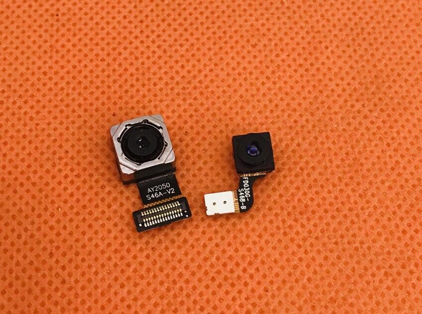 Foto Original cámara trasera 16.0MP + 8.0MP módulo para Oukitel K6 MT6763 Octa Core envío libre