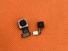 Original Photo Rear Back Camera 16.0MP+8.0MP Module For Oukitel K6 MT6763 Octa Core Free Shipping
