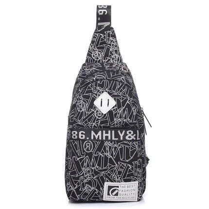 Miwind Для мужчин функциональные Повседневное Военная Униформа слинг Бизнес Портфели Лето Грудь сумка для Для женщин сумка tss070