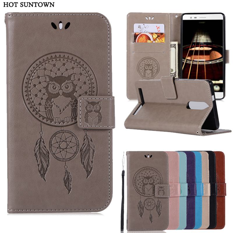 Flip case For Lenovo K5 Note Magnetic PU leather Wallet Book Cover Case For Lenovo Vibe K5 Note 5.5 Mobile phone cases coque