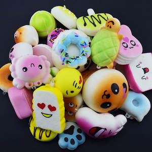 easykoko 5 Pcs/lot Toys Cat Squishy Antistress Squishe