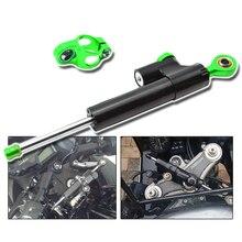 цены Motorcycle Accessories CNC High quality aluminum Steering Stabilizer Damper for honda cbr 600 f4i f2, f3, f4 cbr600rr  cbr1000rr