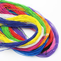 16Colors  25meters 1MM Beading elastic Stretch Cord  Beads Cord String , For DIY Jewelry Making,