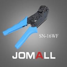 Купить с кэшбэком SN-16WFcrimping tool crimping plier 2 multi tool tools hands Mini European Style Crimping Plier