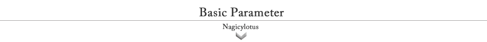 8      Basic Parameter