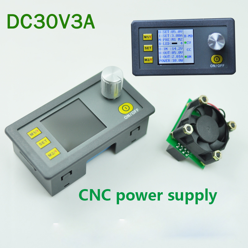 NC DC DC-DC 12V to 5V adjustable step-down module constant voltage constant current voltage regulator module 30V