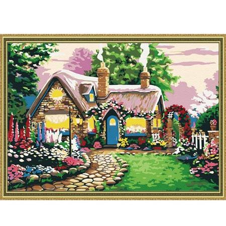 Diy digital oil painting oil painting - 40 50