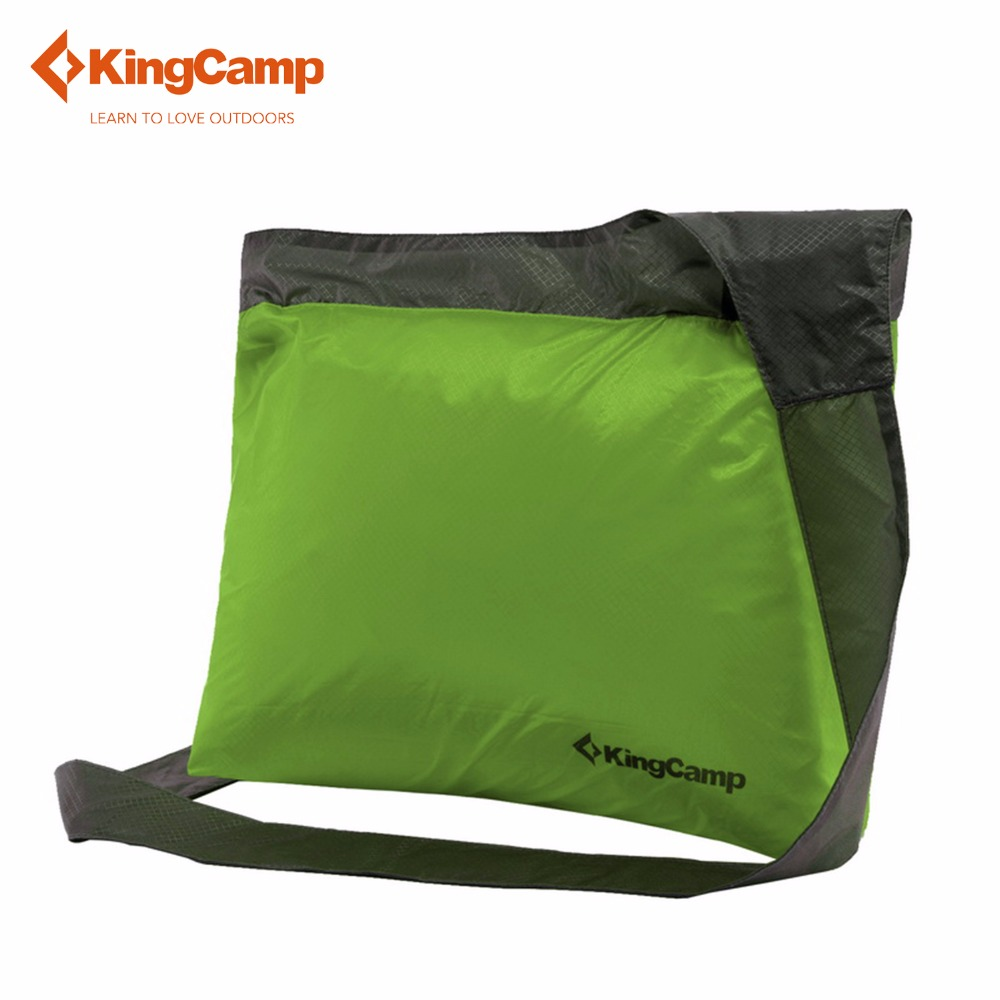 KingCamp 2017 New Ultra-light CORDURA Fabrics Storage Bag Travelling bag camping outdoor backpack Shopping цена