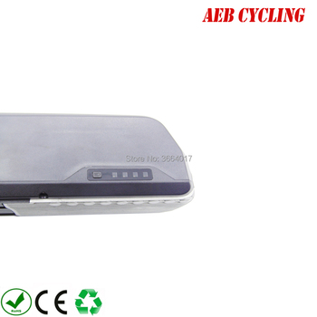 Fat Tire Electric Bike | High Power China Lithium Ion Ebike Battery 48V 11.6Ah Li-ion Electric Bicycle Battery For Fat Tire Bike With 2A/3A Charger