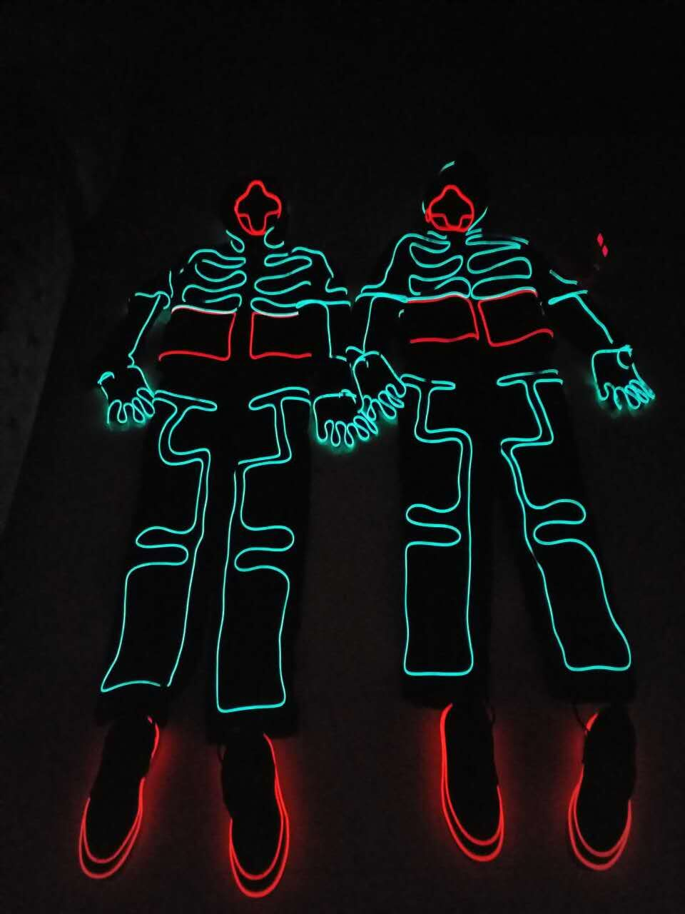 Amazing Costumes El Wire Light Component - Electrical System Block ...