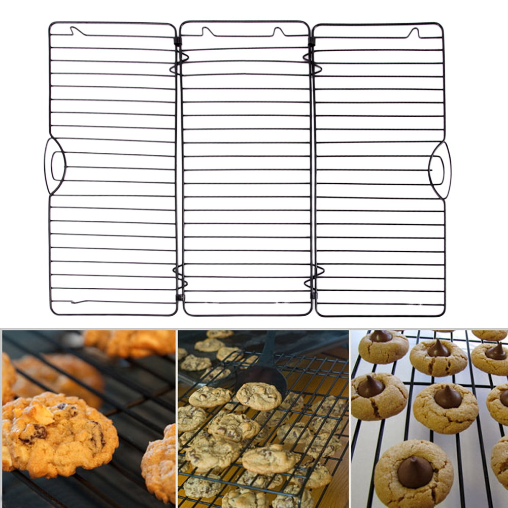 wire rack for baking cake trays dish rack cake biscuit pan bakeware cooling rack wire cookie