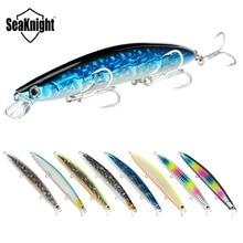 SeaKnight SK008 Minnow Fishing Lures Set 8Pcs 20g 125mm 0.3-0.9M Long Casting Minnow Big Floating Hard Bait Lure Fishing Tackle