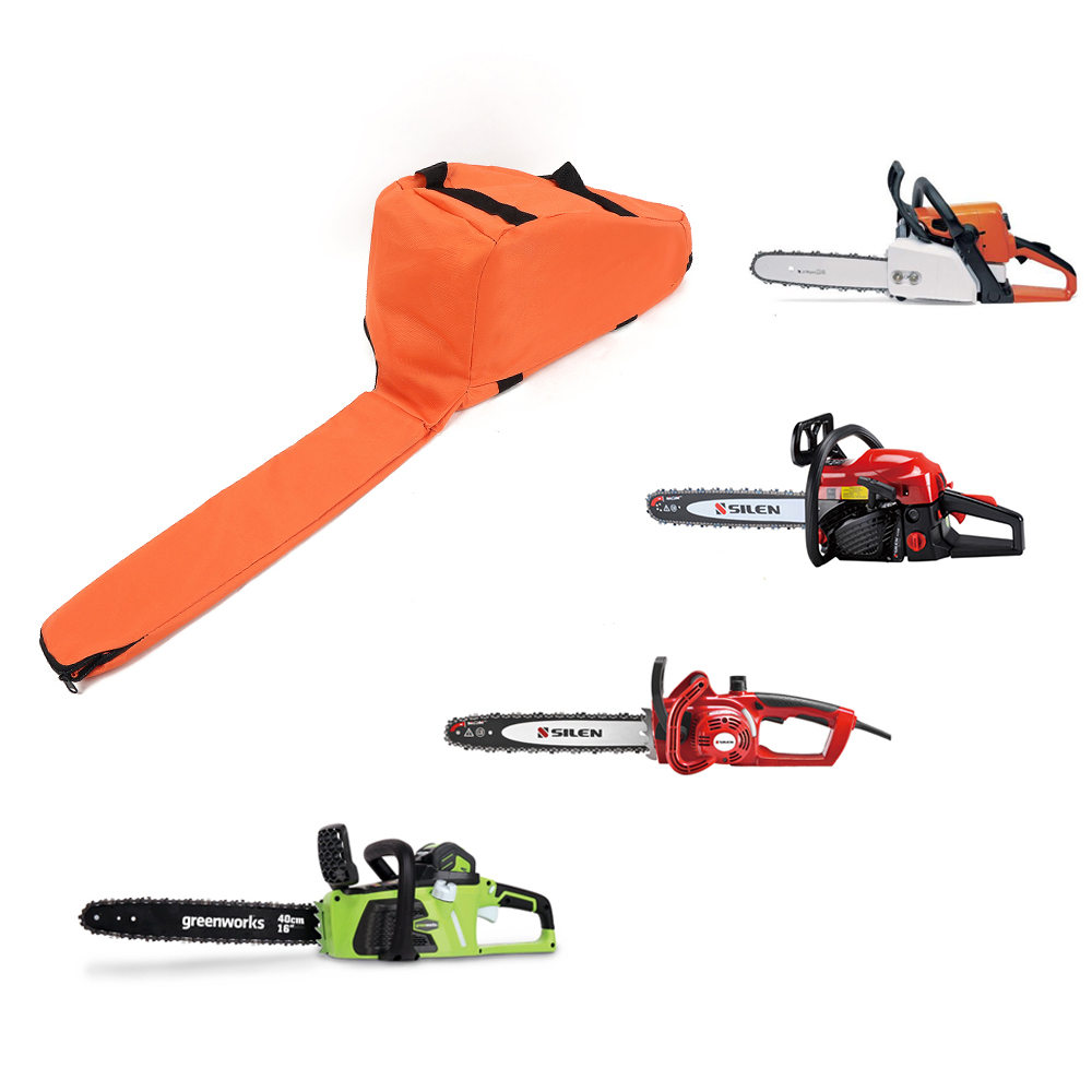 Portable Universal Logging Saw Water-Resistant Zipper Design Carrying Bag For 12 / 14 / 16 / 18/ 20/ 22 Inch Chainsaw