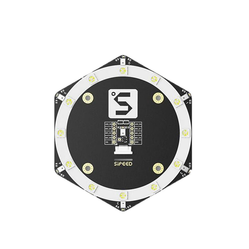 Sipeed 6+1Mic Array Sound Source Localization Beamforming Speech Recognition Microphone Array IOT Internet Of Things