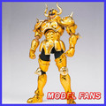 MODEL FANS Freeshipping Bandai Saint Saiya Cloth Myth EX 2.0 Taurus Aldebaran Action Figure