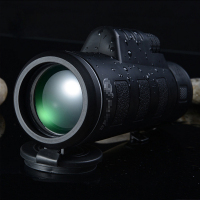 1Pcs Portable Universal Panda 35x50 HD Optical Telephoto Telescope Phone Zoom Lens For Samsung 6 S7