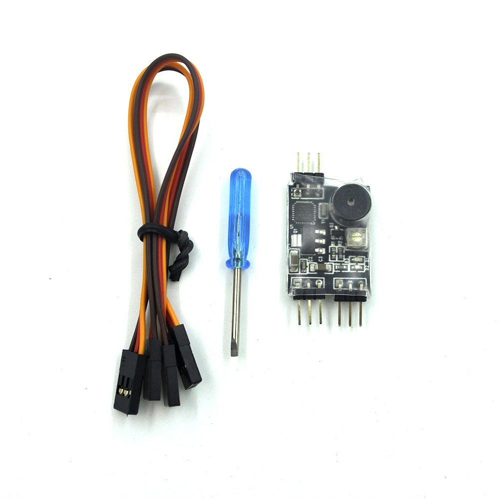 ZMR Original mini ABS intelligent brake control 5V-8.4V alarm for PPM signal ducted turbojet fixed wing RC drone