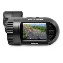 Мини 0805P Автомобильный видеорегистратор FHD 1296P Dash камера Цифровая Видео Recoder видеокамера MSTAR центральный процессор gps Запись парковки монитор FCWS широкий угол