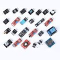 Envío Gratuito de Alta Calidad 24 en 1 Módulos de Sensores Starter Kit para Arduino