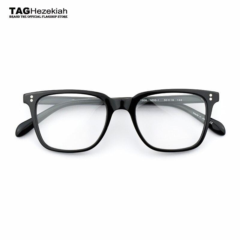 2019 Retro occhiali da miopia telaio donne nerd moda del ...