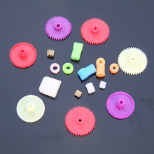 Gears Parts Model-Making-Parts DIY And 18pcs/Lot Suit Package Russia K878 Colorful