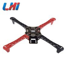 Avion RC F450 Multi Rotor Air Cadre Flamewheel Kit 450f Comme Dji pour Kk Mk Mwc 4 Axe Rc Multicopter Quadcopter Ufo Heli