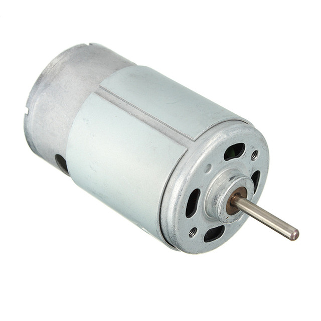 DC 12V 30000 RPM Motor Gears Rotary Speed Gear Box Motor For Kids RC Ride on Car Spare Parts 10Teeth 12 Volt