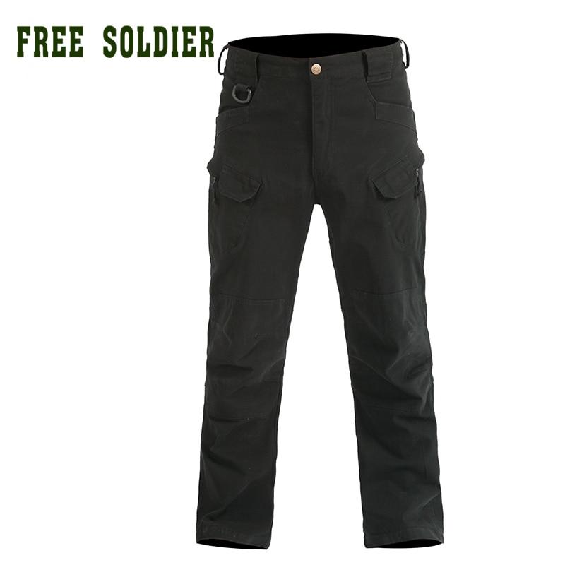 Prix pour FREE SOLDIER coton tactique randonnée pantalon de pêche camping en plein air pantalon mâle hommes tactique pantalon