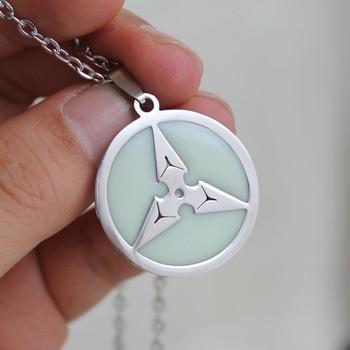 Overwatch Shimada Genji Dart Necklace1