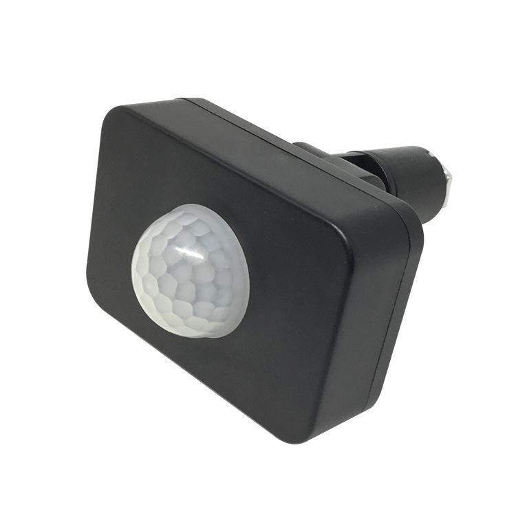 LED Outdoor Security PIR Human Body Motion Sensor Detector  85-265V MR-HW222