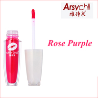 ARSYCHLL New Arrivall subiu roxo esmalte lábio maquiagem beleza hidratante & Diário Cores com frete grátis, 5.8G